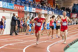 Millrose Games: masters & senior relay