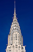 Chrysler Building, New York, United States of America RESERVED USE - NOT FOR DOWNLOAD -  FOR USE CONTACT TIM GRAHAM