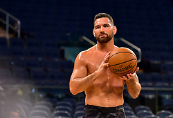 Chris Weidman during UFC 230 Open Workouts at Madison Square Garden.