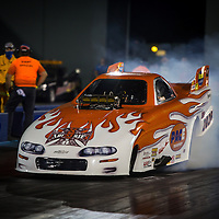 Ian Foster (2826) - Supercharged Outlaw Funny Car.