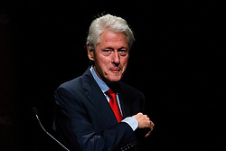 © Licensed to London News Pictures. 23/07/2014. Former US President Bill Clinton during a session of the 20th International AIDS conference held in Melbourne Australia. Photo credit : Asanka Brendon Ratnayake/LNP