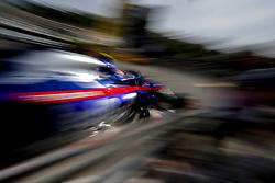May 25, 2019 - Monte Carlo, Monaco - Motorsports: FIA Formula One World Championship 2019, Grand Prix of Monaco, ..#23 Alexander Albon (THA, Red Bull Toro Rosso Honda) (Credit Image: © Hoch Zwei via ZUMA Wire)