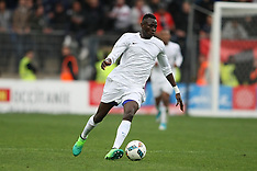 Montpellier vs Toulouse 2 April 2017