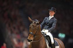 Verliefden Fanny, (BEL), Annarico<br /> Grand Prix Freestyle <br /> Reem Acra FEI World Cup Dressage <br /> London International Horse Show<br /> © Hippo Foto - Jon Stroud