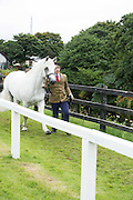 Joe Burke  at the 93rd annual Connemara Pony show in Clifden Co. Galway  Photo:Andrew Downes, XPOSURE <br />   Photo: Andrew Downes, Xposure.