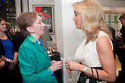 MARGARET BECKETT; VALERIE PLAME WILSON, Gala screening of COUNTDOWN TO ZERO, Bafta. Piccadilly. London. 21 June 2011. <br /> <br />  , -DO NOT ARCHIVE-© Copyright Photograph by Dafydd Jones. 248 Clapham Rd. London SW9 0PZ. Tel 0207 820 0771. www.dafjones.com.