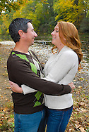 10/14/12 9:30:50 AM - Newtown, PA.. -- Amanda & Elliot October 14, 2012 in Newtown, Pennsylvania. -- (Photo by William Thomas Cain/Cain Images)