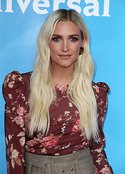 NBCUniversal Summer Press Day at Universal Studios in Universal City, California on 5/2/18. 02 May 2018 Pictured: Ashlee Simpson. Photo credit: River / MEGA TheMegaAgency.com +1 888 505 6342