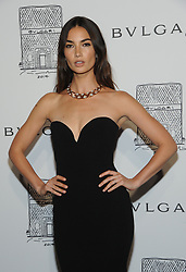 NEW YORK, NY - OCTOBER 19: Ruby Rose attends the re-opening of the Bulgari flagship store on Fifth Avenue in New York City on October 20, 2017. 20 Oct 2017 Pictured: Lily Aldridge. Photo credit: JP/MPI/Capital Pictures / MEGA TheMegaAgency.com +1 888 505 6342