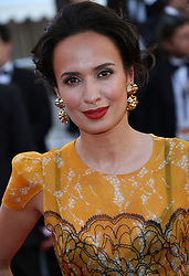 May 20, 2017 - Cannes, France - AMELLE CHAHBI.Okja Red Carpet Arrivals - The 70th Annual Cannes Film Festival.CANNES, FRANCE - MAY 19: attends the 'Okja' screening during the 70th annual Cannes Film Festival at Palais des Festivals on May 19, 2017 in Cannes (Credit Image: © Visual via ZUMA Press)