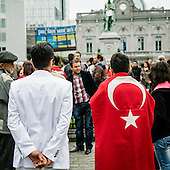20130601 Anti Erdogan protest in Brussels