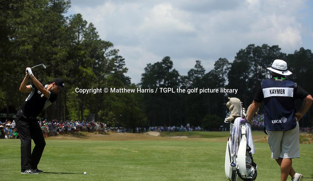 Martin KAYMER (GER) during second round US Open Championship 2014,Pinehurst No 2,Pinehurst,North Carolina,USA.