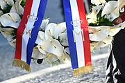 Nationale dodenherdenking bij het Nationale Monument op de Dam, Amsterdam. // National Memorial day at the National Monument on the Dam, Amsterdam.