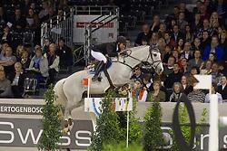 El Dahan Sameh (EGY) - Wkd Pepperpot<br /> Rolex FEI World Cup ™ Jumping Final <br /> 'S Hertogenbosch 2012<br /> © Dirk Caremans