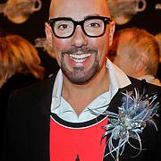 NLD/Amsterdam/20120217 - Premiere Saturday Night Fever, Maik de Boer