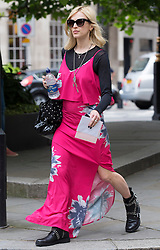 Image licensed to i-Images Picture Agency. 19/06/2014. <br /> London, United Kingdom. Fearne Cotton leaving Radio 1<br /> Picture by Brian Mackness / i-Images