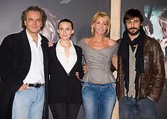 DEC 3 2012 'El Cuerpo' photocall
