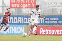 Damien PLESSIS - 24.01.2015 - Clermont / Chateauroux  - 21eme journee de Ligue2<br />Photo : Jean Paul Thomas / Icon Sport