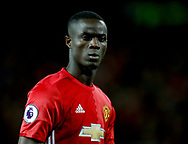 Eric Bailly of Manchester United during the English Premier League match at Old Trafford Stadium, Manchester. Picture date: April 4th 2017. Pic credit should read: Simon Bellis/Sportimage