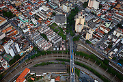 Belo Horizonte_MG, Brasil...Vista panoramica de Belo Horizonte, Minas Gerais. Na foto regiao central da capital...Panoramic view of Belo Horizonte, Minas Gerais. In the central region of the capital...Foto: LEO DRUMOND / NITRO