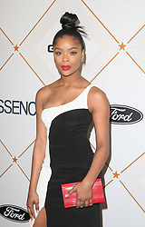 01 March 2018 - Beverly Hills, California - Ajiona Alexus. 2018 Essence Black Women In Hollywood Oscars Luncheon held at the Regent Beverly Wilshire Hotel. Photo Credit: F. Sadou/AdMedia