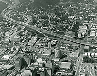 1959 Looking NW from Hollywood Blvd. & Argyle St.