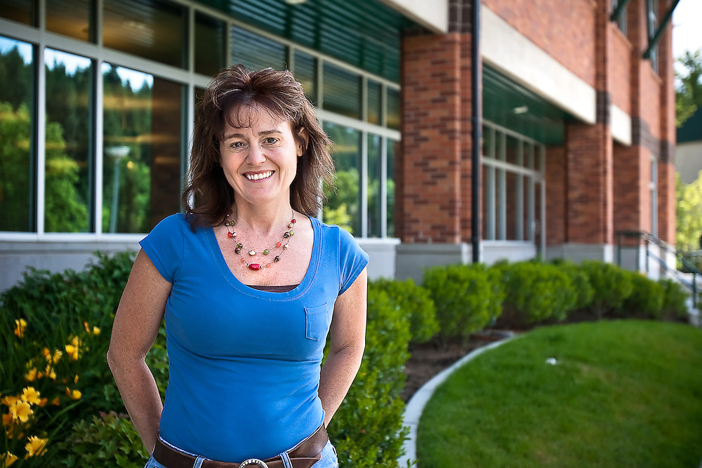 Suzie Johnson, Ph.D., the founder of the Coeur d'Alene Happy Women's Club, practices positive psychology to help women achieve a higher level of happiness in their lives.