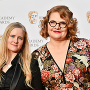 Catharina Bohler and Elin Festoy Arrivers at the British Academy (BAFTA) Games Awards at Queen Elizabeth Hall, Southbank Centre  on 4 March 2019, London, UK.