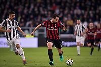Giacomo Bonaventura Milan, Sami Khedira Juventus <br /> Torino 31-03-2018 Allianz Stadium Football Calcio Serie A Juventus - Milan foto OnePlusNine/Insidefoto