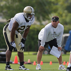 07-31 New Orleans Saints Training Camp - Opening Day