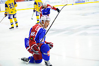 Ishockey , GET-Ligaen , Eliteserien <br /> 2. Februar 2016  , 20160202<br /> Vålerenga Hockey - Storhamar Hockey<br /> Tobias Lindström jubler for sitt mål til 1-0<br /> Foto: Sjur Stølen / Digitalsport