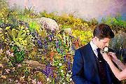 Kelly and Josh wedding in Tahoe City, CA.