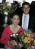 BOSCH EN DUIN - prijswinnaars FORTIS CUP. COPYRIGHT KOEN SUYK.