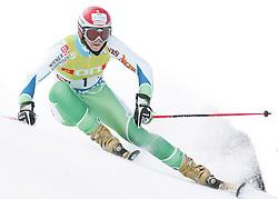 SKI ALPIN: Weltcup, Damen, Riesenslalom, Soelden, 22.10.2005<br />Siegerin Tina MAZE (SLO) <br />© pixathlon<br />AUSTRIA OUT !