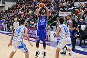 DESCRIZIONE : Campionato 2014/15 Serie A Beko Dinamo Banco di Sardegna Sassari - Acqua Vitasnella Cantu'<br /> GIOCATORE : Damian Hollis<br /> CATEGORIA : Tiro Tre Punti<br /> SQUADRA : Acqua Vitasnella Cantu'<br /> EVENTO : LegaBasket Serie A Beko 2014/2015<br /> GARA : Dinamo Banco di Sardegna Sassari - Acqua Vitasnella Cantu'<br /> DATA : 28/02/2015<br /> SPORT : Pallacanestro <br /> AUTORE : Agenzia Ciamillo-Castoria/L.Canu<br /> Galleria : LegaBasket Serie A Beko 2014/2015