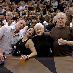 2009 September 13: during a 45-27 win by the New Orleans Saints over the Detroit Lions at the Louisiana Superdome in New Orleans, Louisiana.