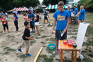 Middletown, New York - The YMCA of Middletown's Camp Funshine held a carnival on  Aug. 20, 2015.
