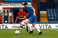 Stockport County 1-0 Salford City 25.8.20