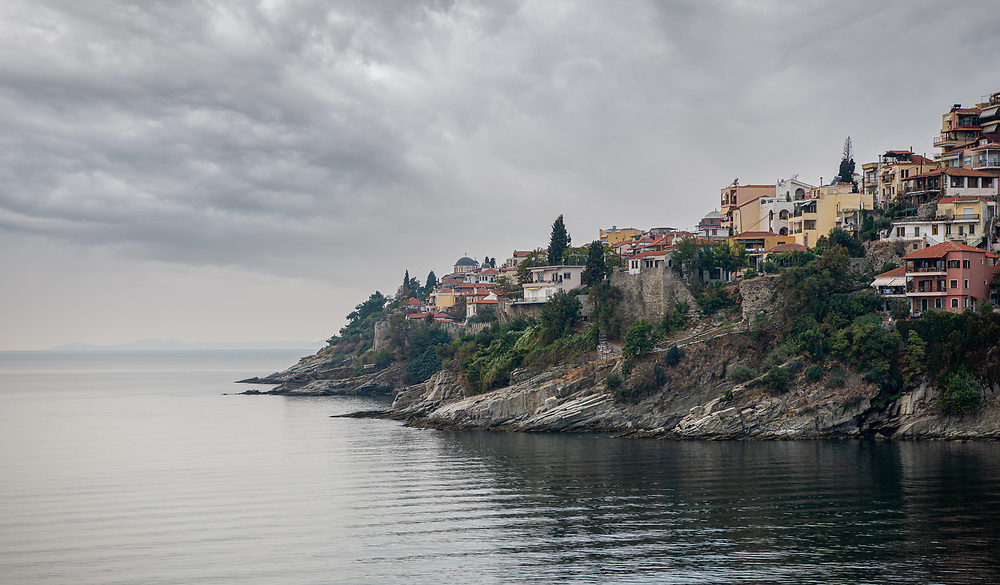 View of Kavala