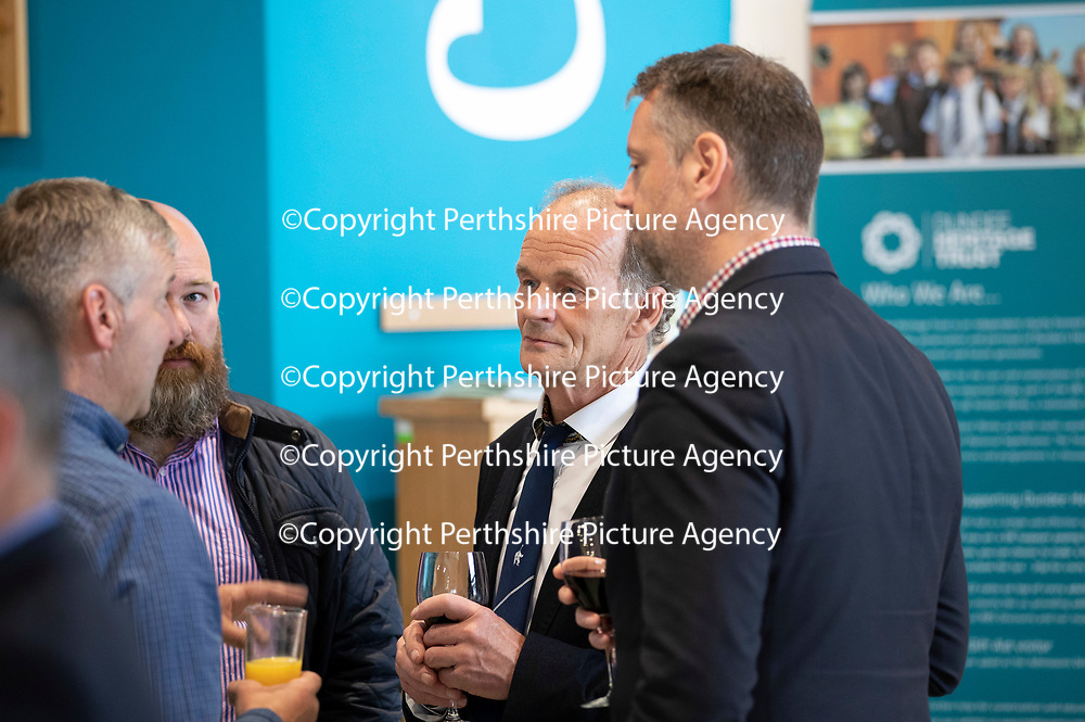 Invited guests pictured during a reception at Discovery Point, Dundee where the newly re-furbished gallery was officially opening by Falcon Scott, Grandson of Captain Robert Falcon Scott….13.06.18<br />for further info please contact Gillian at Volpa on 07490 259009 or g.drummond@volpa.co.uk<br />Picture by Graeme Hart.<br />Copyright Perthshire Picture Agency<br />Tel: 01738 623350  Mobile: 07990 594431