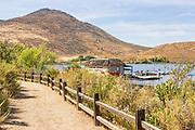 Lake Skinner Winchester California