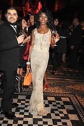 Singer SINITTA at British Style Observed - part of National Magazine's 30 Days of Fashion & Beauty festival featuring photographs by Mary McCartney with proceeds from the evening going to Macmillan Cancer Care held at the Natural History Museum, Cromwell Road, London on 16th September 2008.