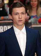 April 26, 2016 - Tom Holland attending 'Captain America: Civil War' European Film Premiere at Vue Westfield in London, UK.<br /> ©Exclusivepix Media