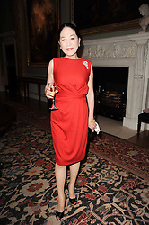 The DOWAGER, LADY ROTHERMERE at a party to celebrate the 250th anniversary of the Colnaghi Gallery held at Spencer House, London on 1st July 2010.
