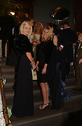 Lady Mornington and Petrina Khashoggi, Belle Epoche gala fundraising dinner. National Gallery. 16 March 2006. ONE TIME USE ONLY - DO NOT ARCHIVE  © Copyright Photograph by Dafydd Jones 66 Stockwell Park Rd. London SW9 0DA Tel 020 7733 0108 www.dafjones.com