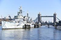 hms belfast london photo by Krisztian Kobold Elek