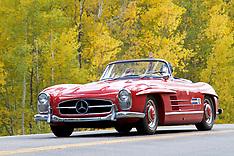 012- 1957 Mercedes Benz 300 SL Rdstr