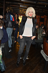 RITA ORA at a birthday party for Kyle De'Volle hosted by Rita Ora at Bo Lang, 100 Draycott Avenue, London SW3 on 29th November 2013.