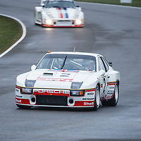 #2, Porsche 924 GTP (1980), Porsche Museum GOH, Group 5 Special Production at Goodwood 76th Members Meeting, Goodwood Motor Circuit, on 17.03.2018