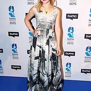 NLD/Hilversum/20150217 - Inloop Buma Awards 2015, Ilse de Lange